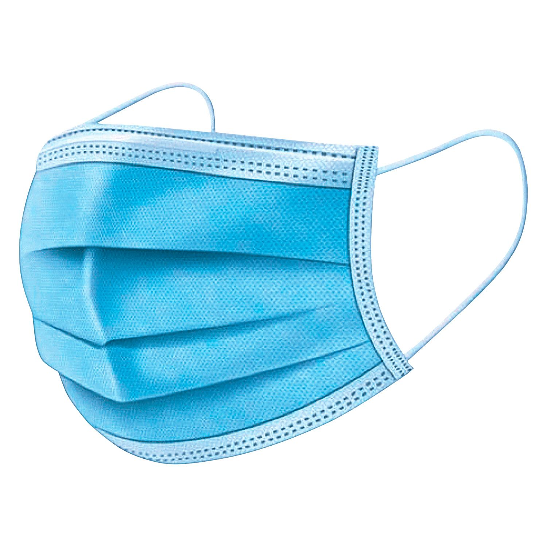 Vitalis® Med. Mund-Nasen-Schutzmaske 10er-Pack