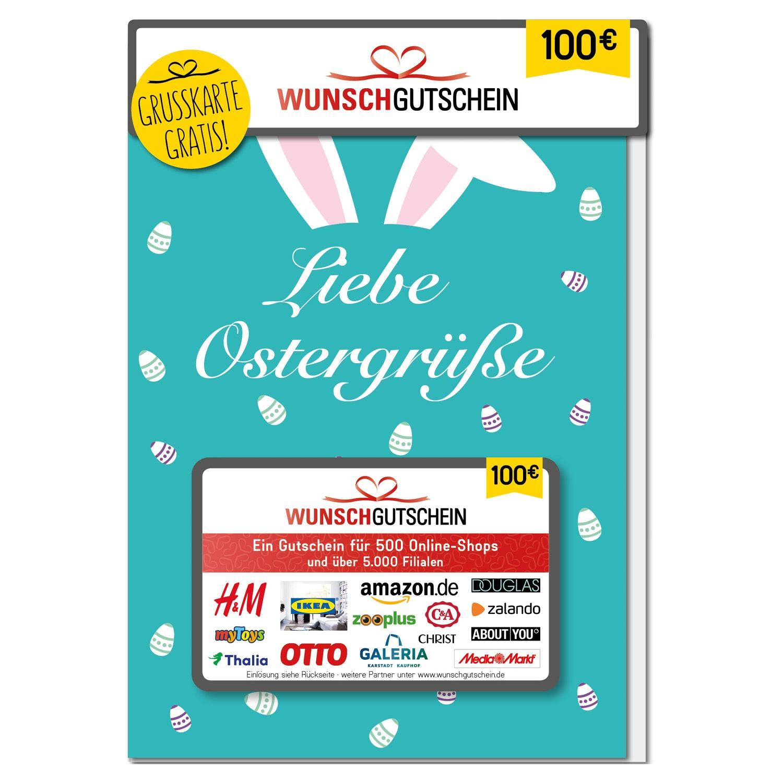 Wunschgutschein 100 €