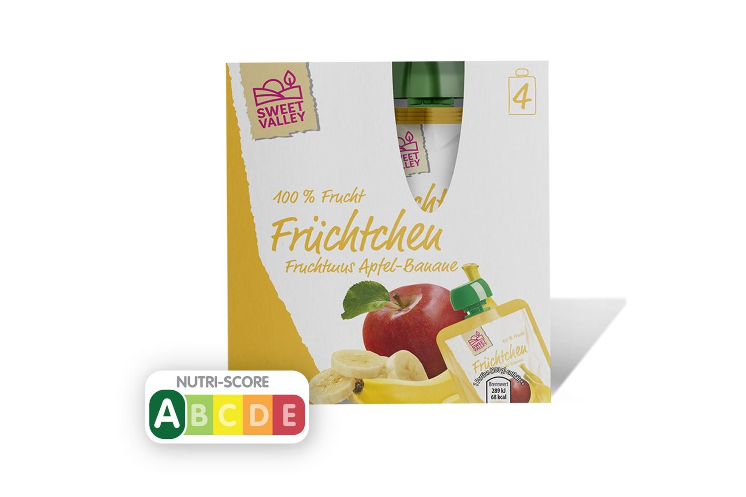 SWEET VALLEY Früchtchen 400 g