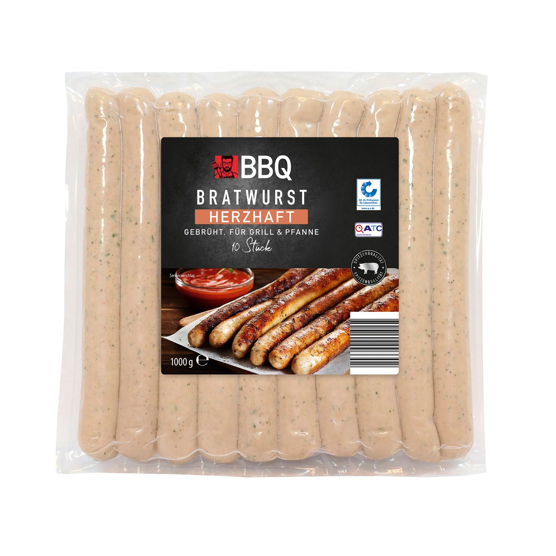 BBQ Bratwurst 1 kg