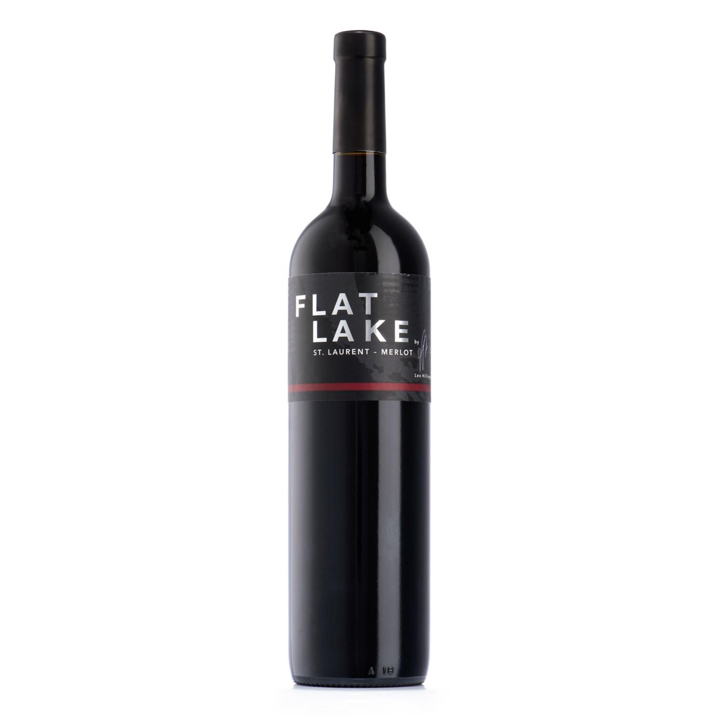 FLAT LAKE St. Laurent Merlot Cuvée