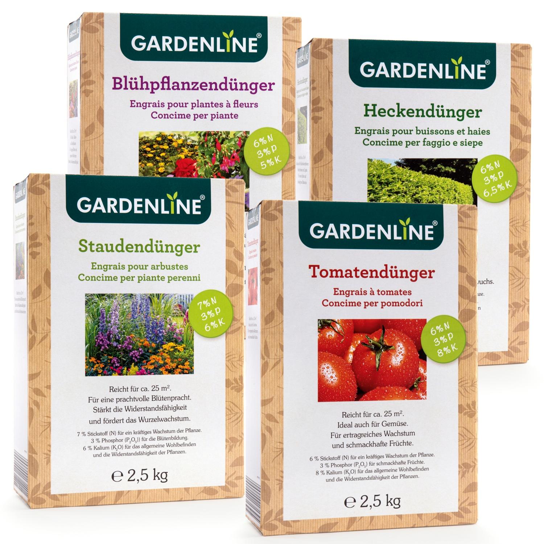 GARDENLINE Pflanzendünger