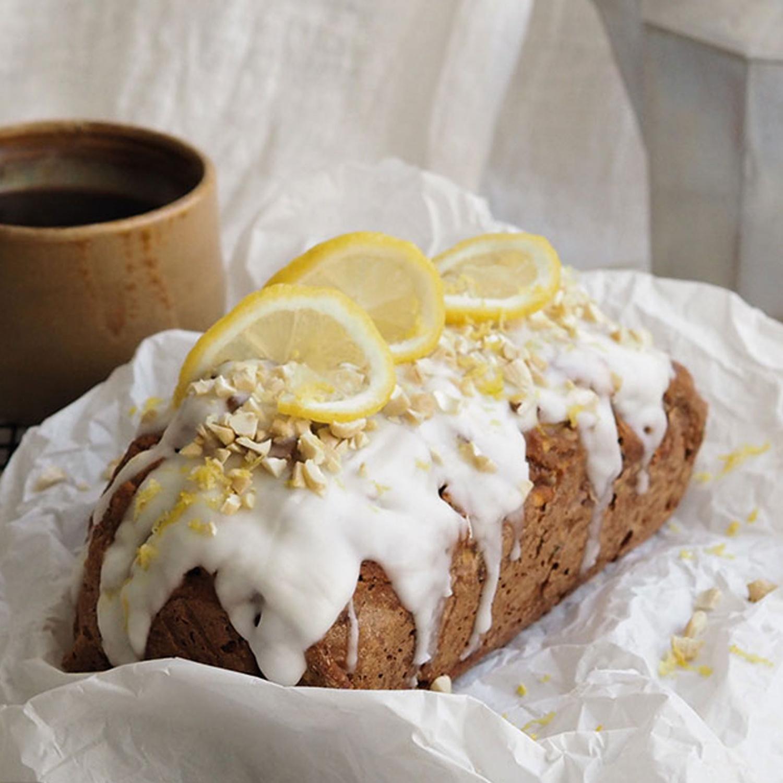 Zitronen-Zucchini-Kuchen