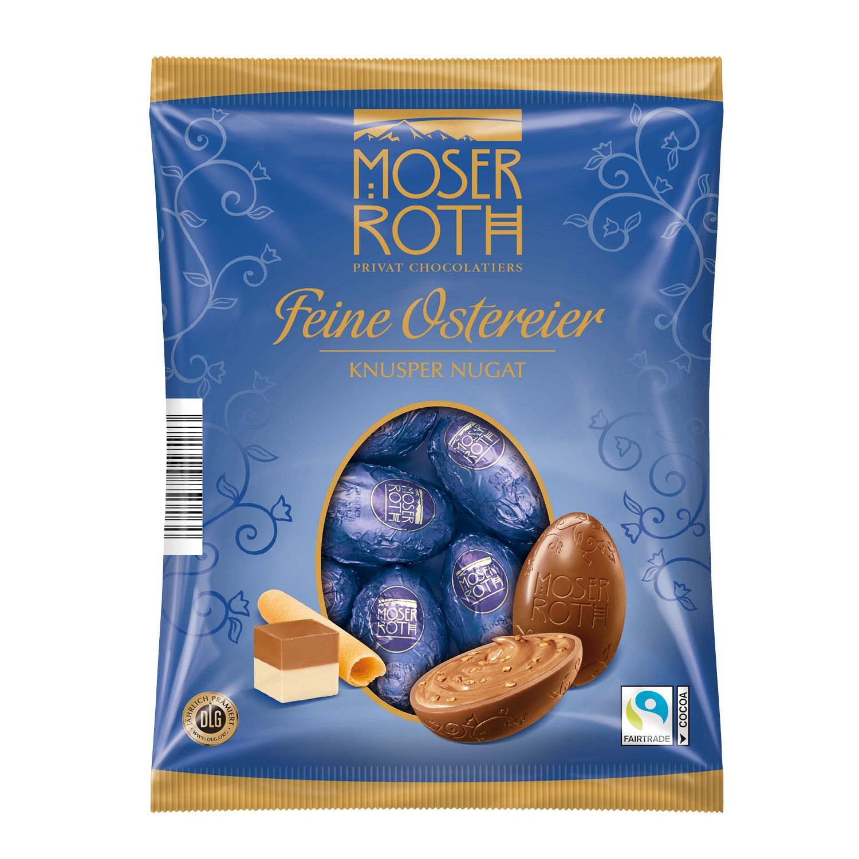 MOSER ROTH Feine Ostereier 150 g