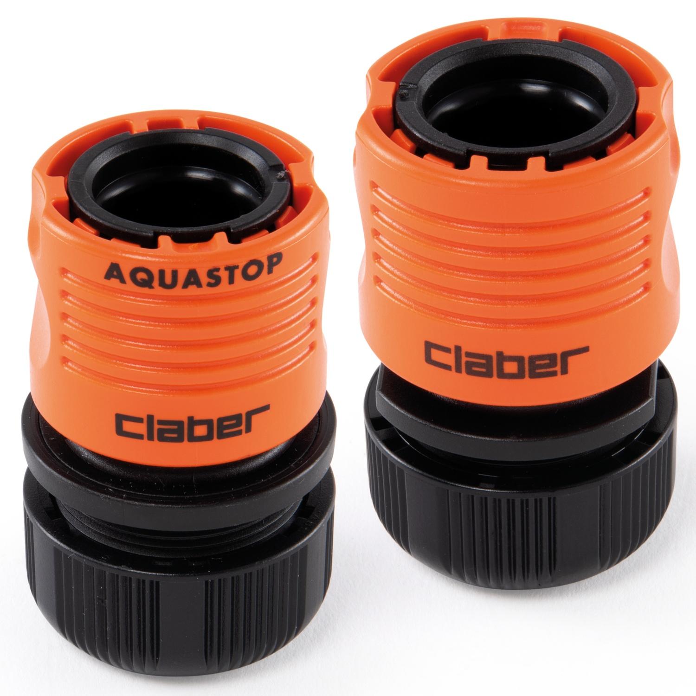 CLABER Schlauchkupplung/ -anschluss