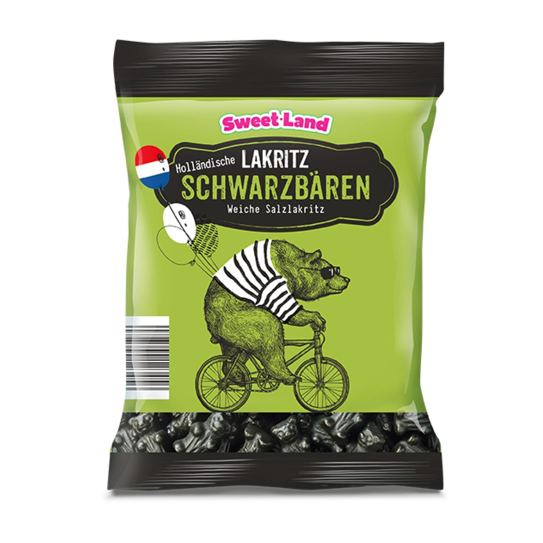 Sweet Land Holländliche Lakritz 400g