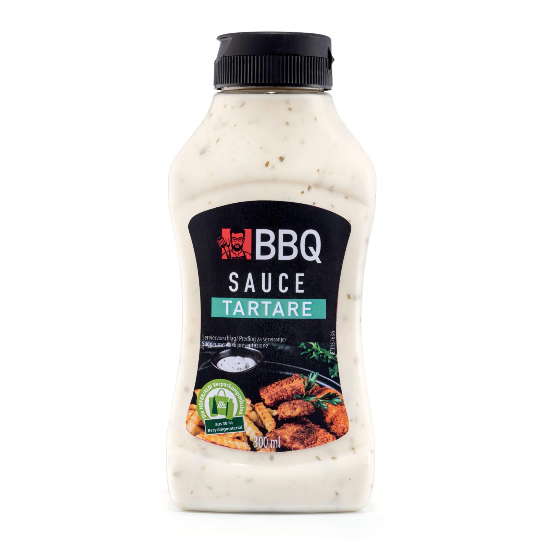 BBQ Feine Sauce weiß, Tartare