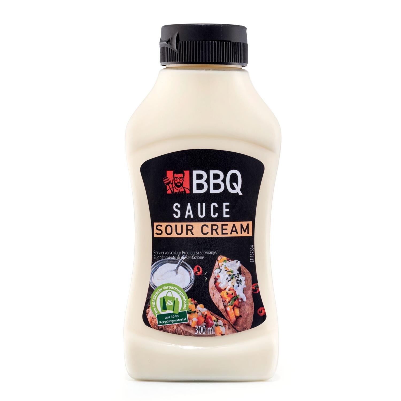 BBQ Feine Sauce weiß, Sour Cream