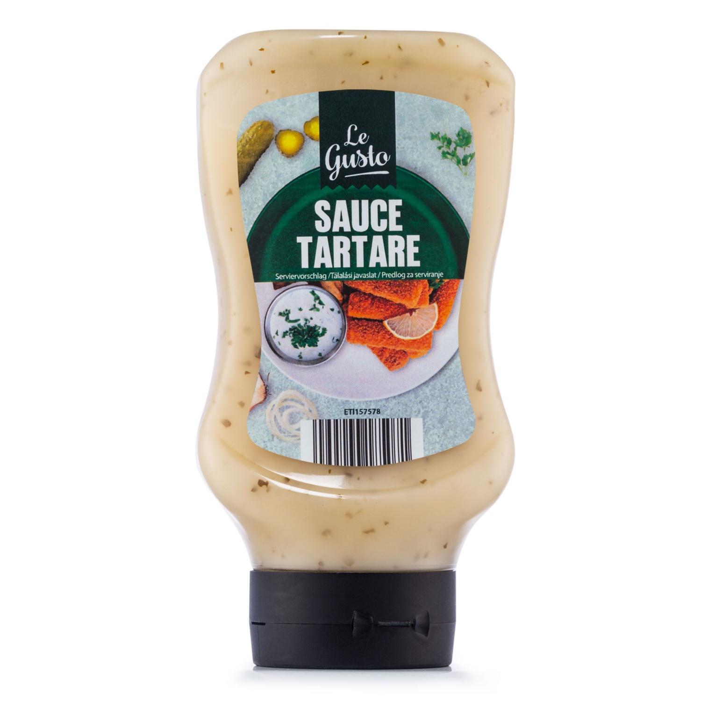 LE GUSTO Grillsauce, Tartare