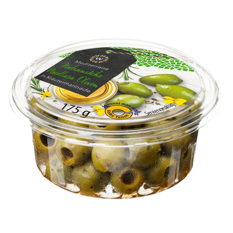 WONNEMEYER Mediterrane Oliven 175 g*
