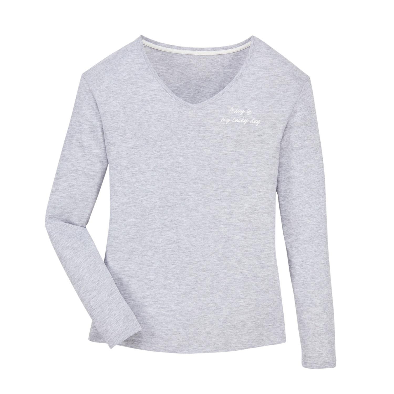 blue motion Sommer-Homewear-Shirt*