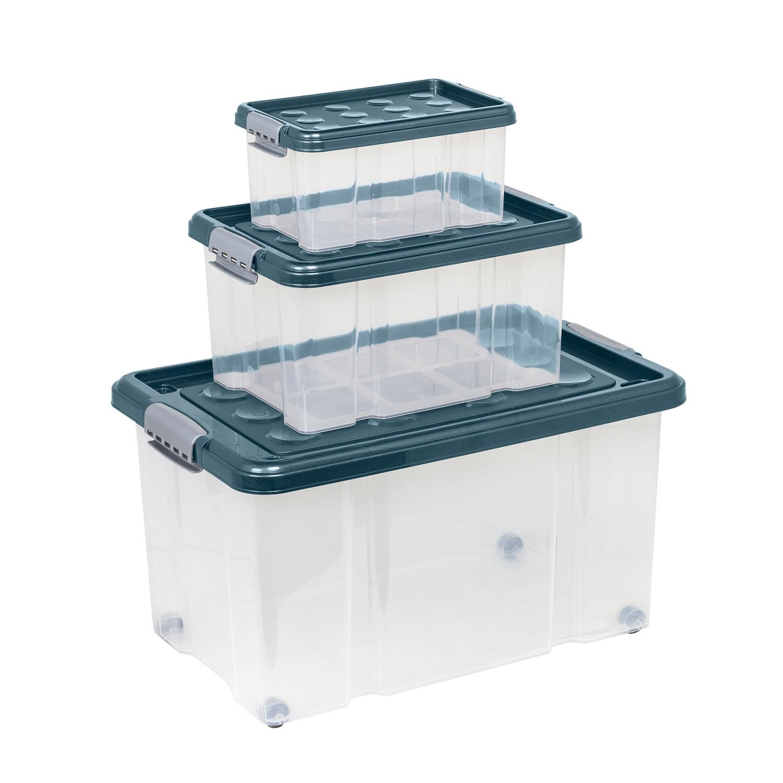 EASY HOME® Stapelboxen-Set*