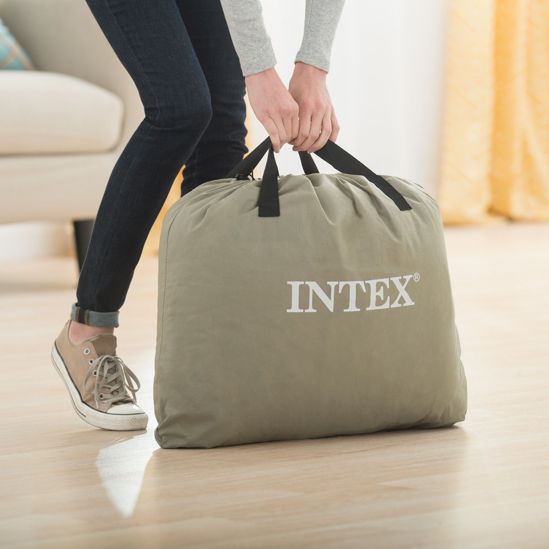 INTEX® Luftbett mit eingebauter Pumpe*