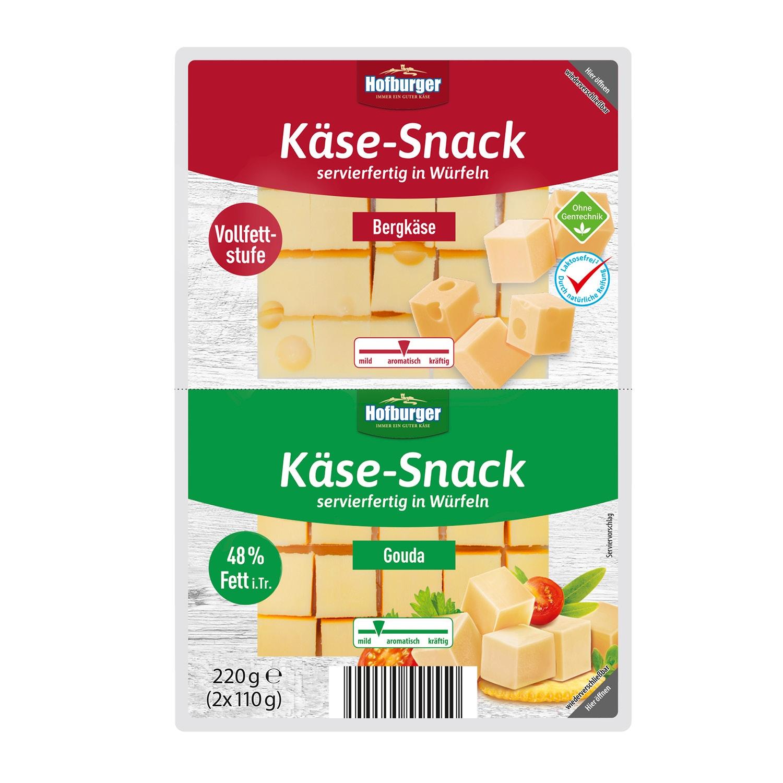 Alpenmark Käse-Snack 220g