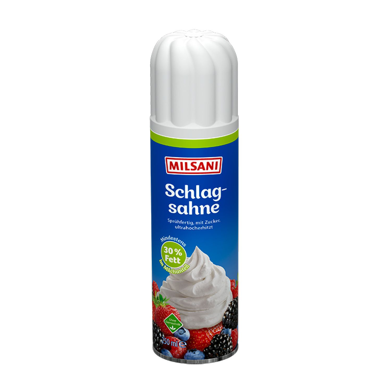 MILSANI Schlagsahne 250 ml