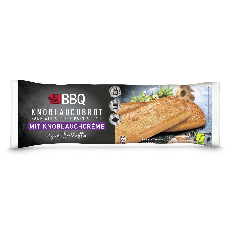 BBQ Knoblauchbrot