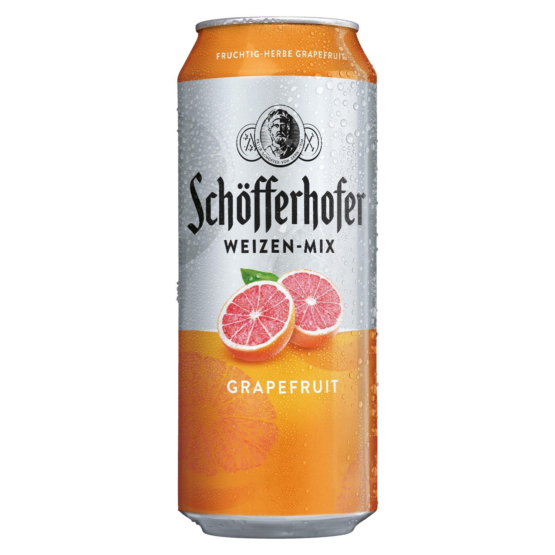 Schöfferhofer Grapefruit 0,5 l*