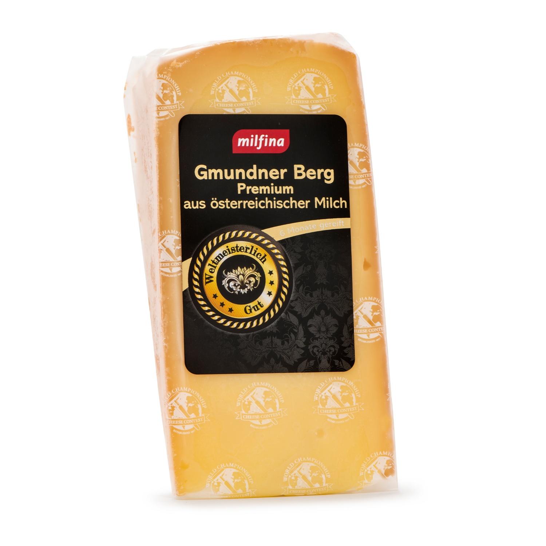 MILFINA Weltmeistekäse Gmundner Berg Premium