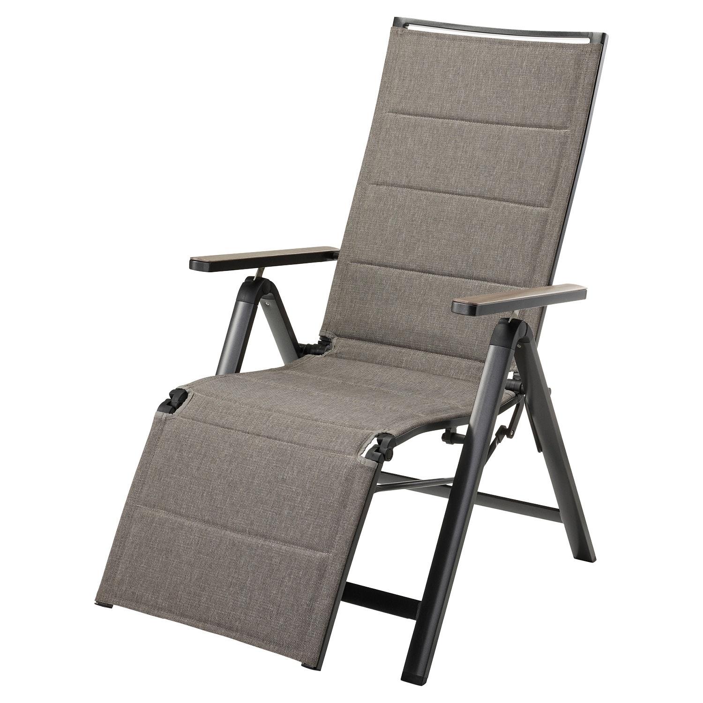 belavi® Aluminium-Relaxsessel*