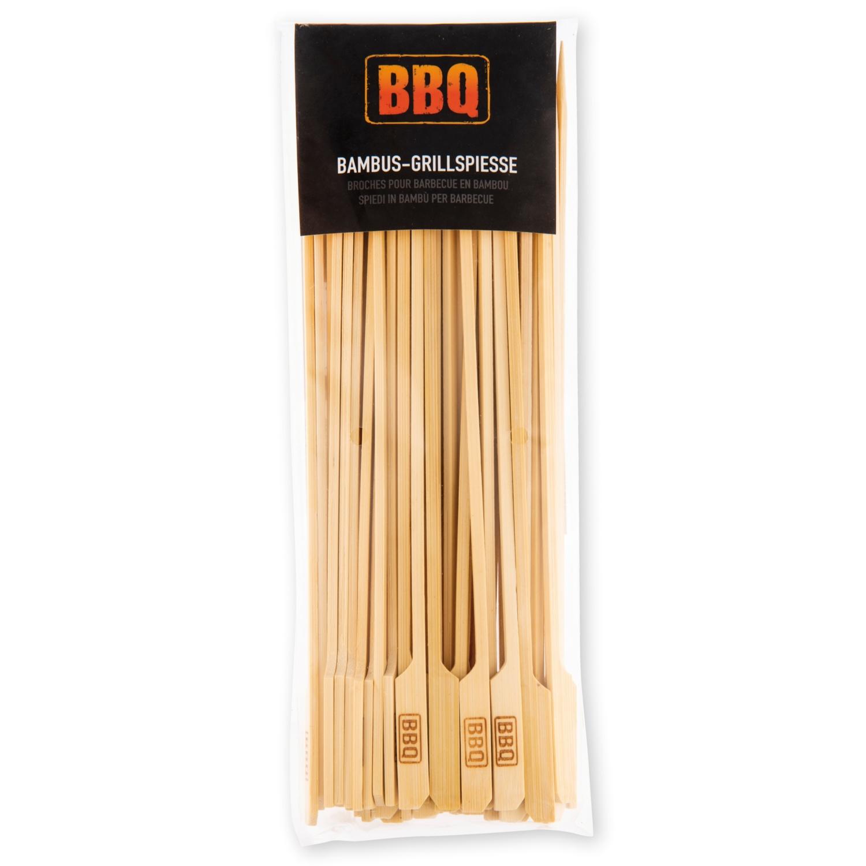 BBQ Bambus-Grillspieße