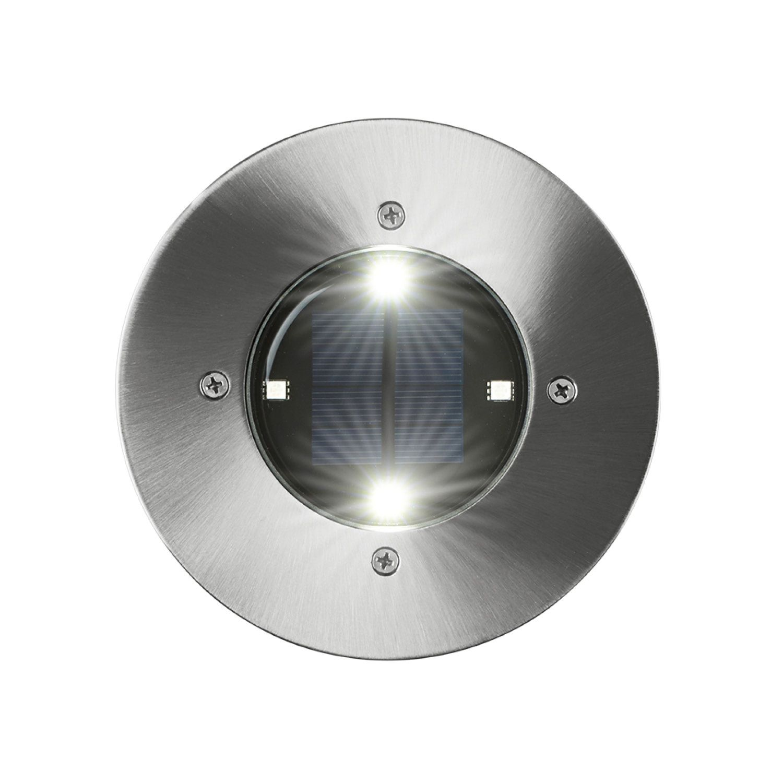 GARDENLINE® LED-Solar-Bodenleuchte*