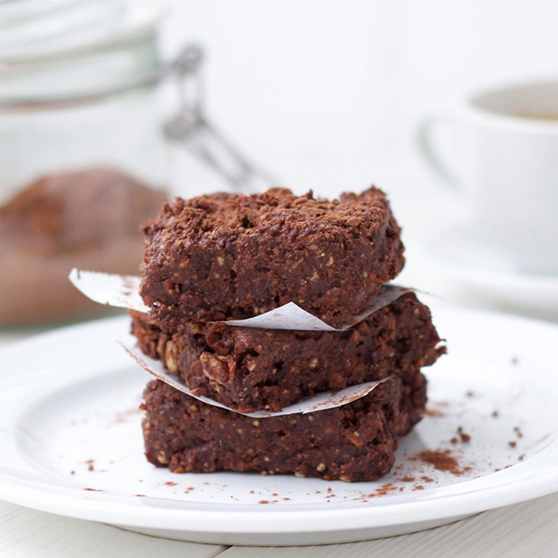 Vegane Schokoladen-Karotten Brownies