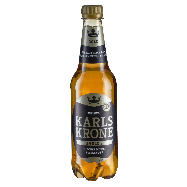 KARLSKRONE Gold Bier 6 x 0,5 l