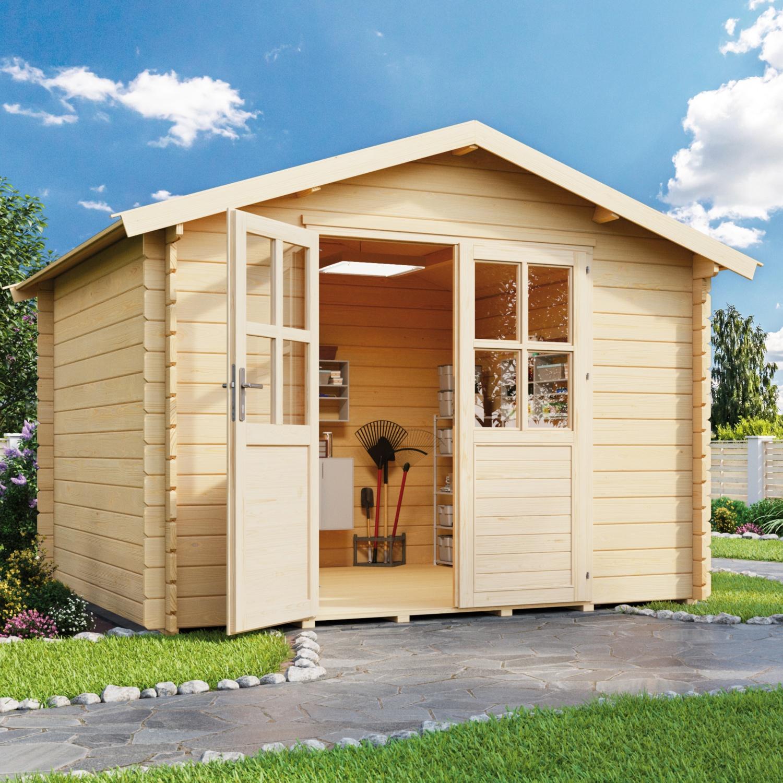 Gartenhaus XL