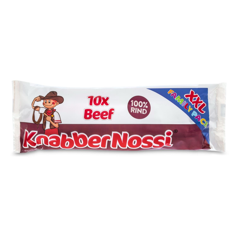 KNABBER NOSSI, Rind