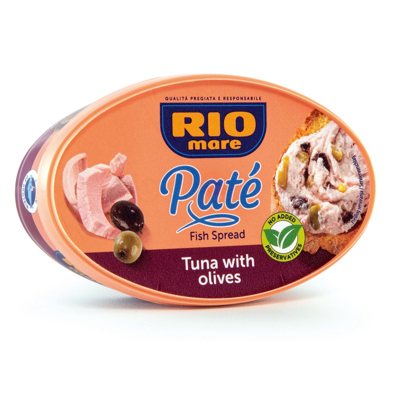RIO MARE Thunfisch, Paté Rustico Olive