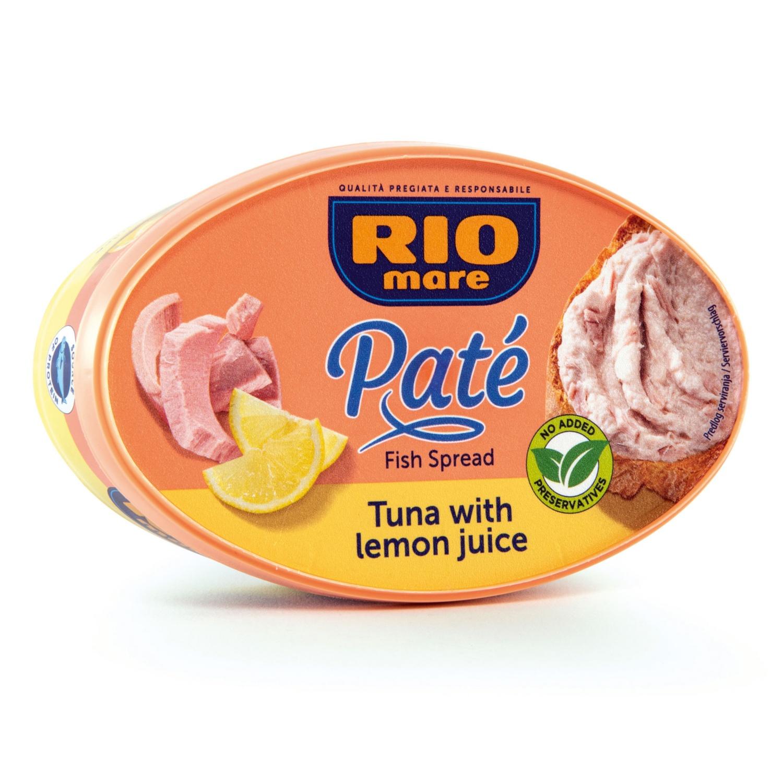RIO MARE Thunfisch, Paté Rustico Zitrone