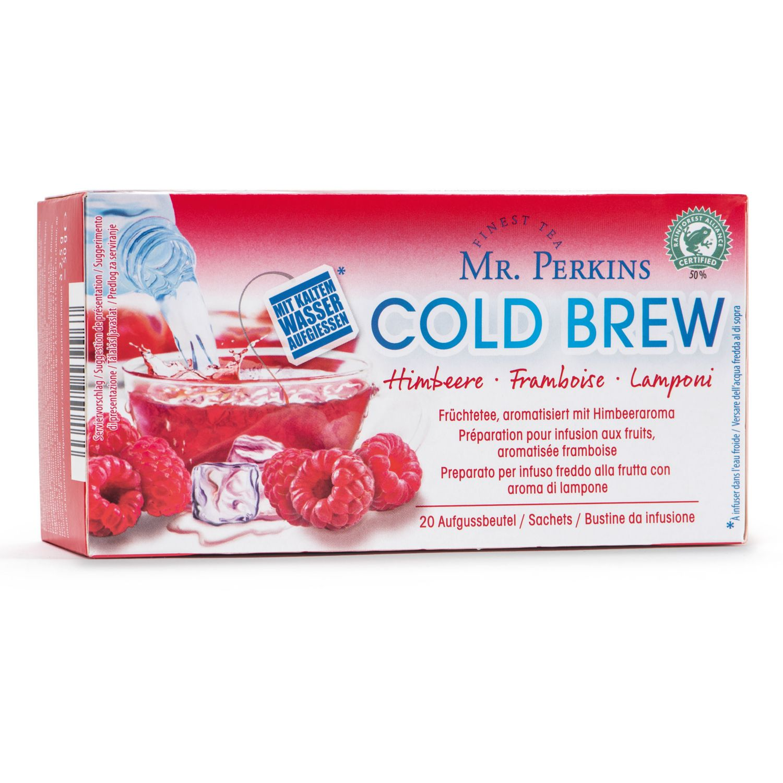 MR. PERKINS Cold Brew Früchte, Himbeere