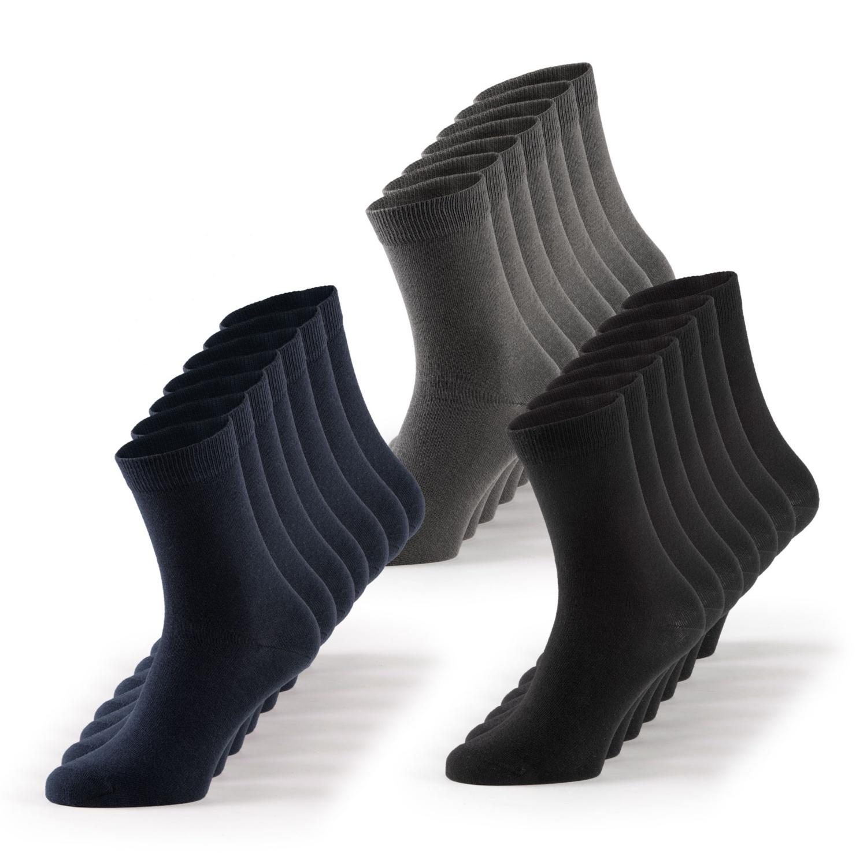 Damen-/Herren-Socken, 7er