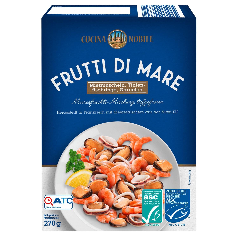 CUCINA NOBILE Frutti di Mare 270 g