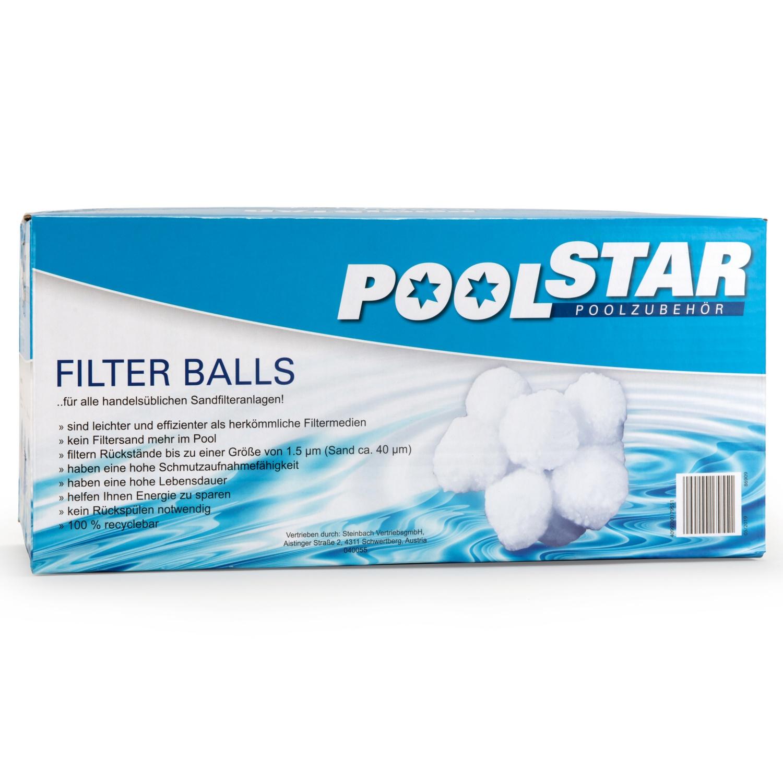 POOL STAR Filterballs für Sandfilter