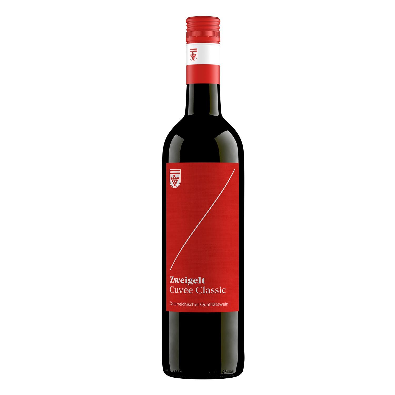 Zweigelt Österreich Qualitätswein 0,75l