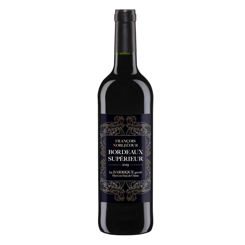 FRANCOIS NOBLECOUR Bordeaux Supérieur Barrique AOP 0,75l