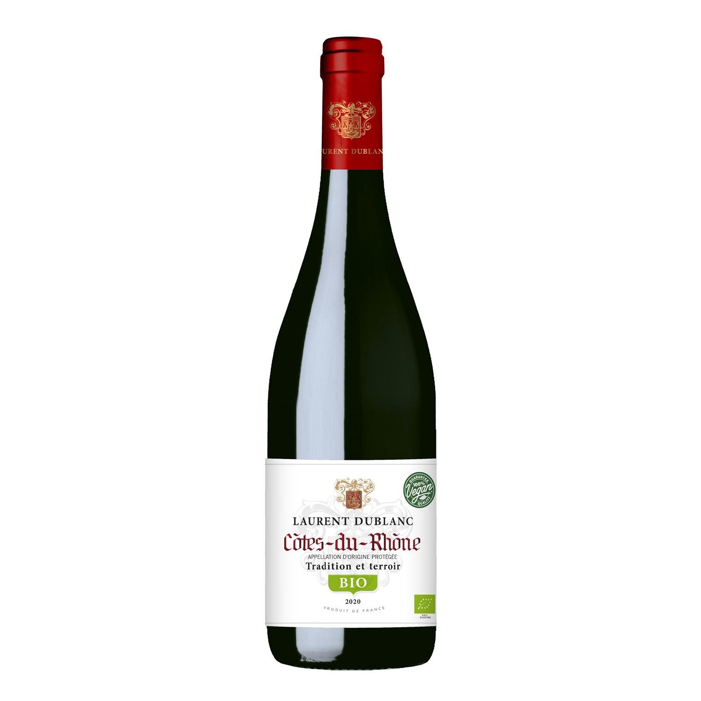 BIO Côtes du Rhône 0,75 l