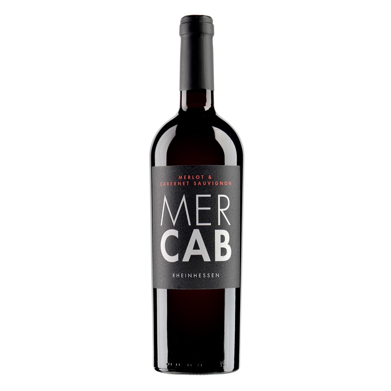 MERCAB - Merlot & Cabernet QbA 0,75 l