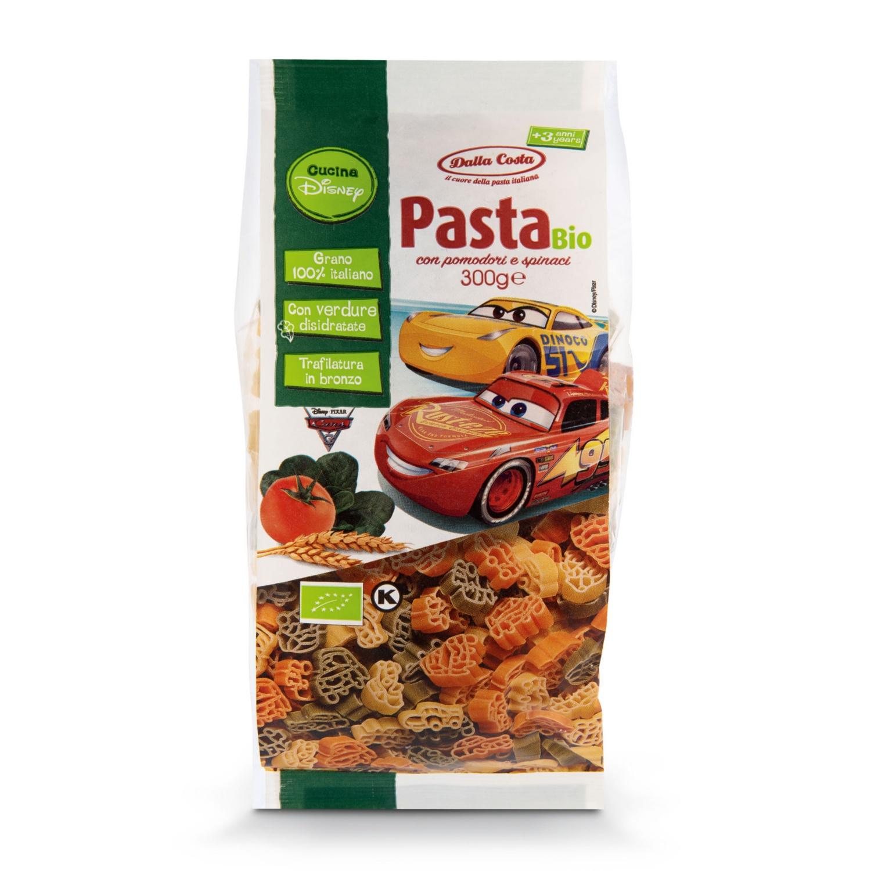 DISNEY BIO-Pasta, Cars
