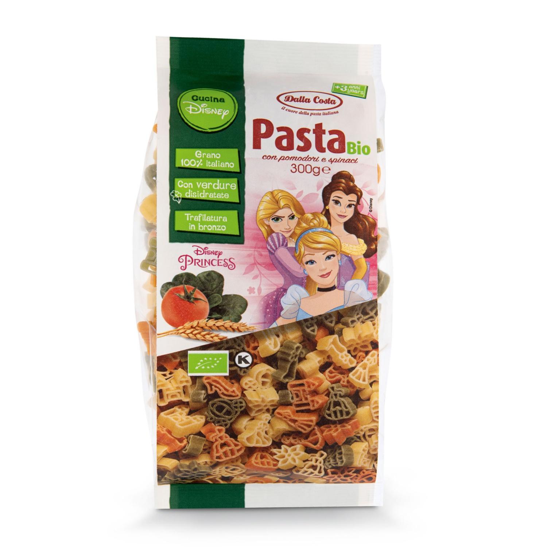 DISNEY BIO-Pasta, Princess