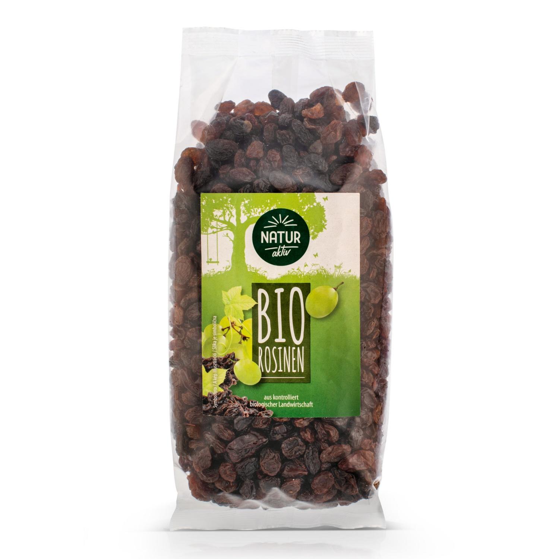 NATUR AKTIV Bio-Beeren getrocknet, Rosinen