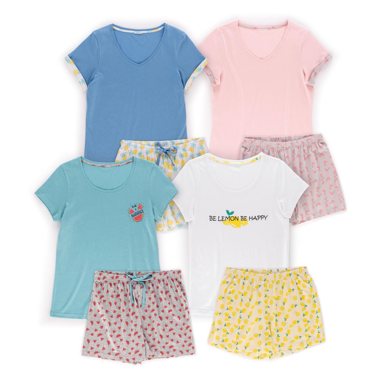 BLUE MOTION Damen-Shorty-Pyjama