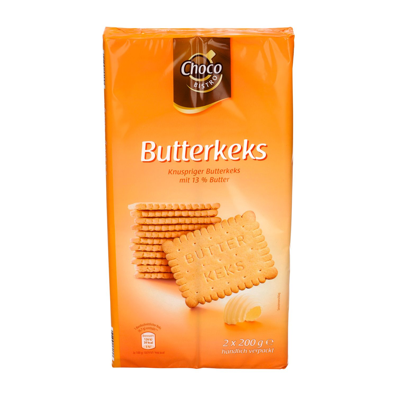 Choco BISTRO Butterkeks 400 g