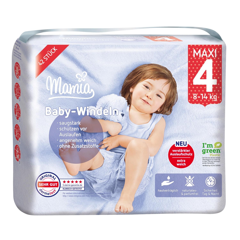 Mamia Windeln Größe 4