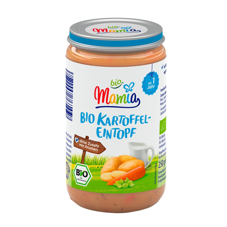 Mamia bio Bio-Kartoffel-Eintopf 250 g