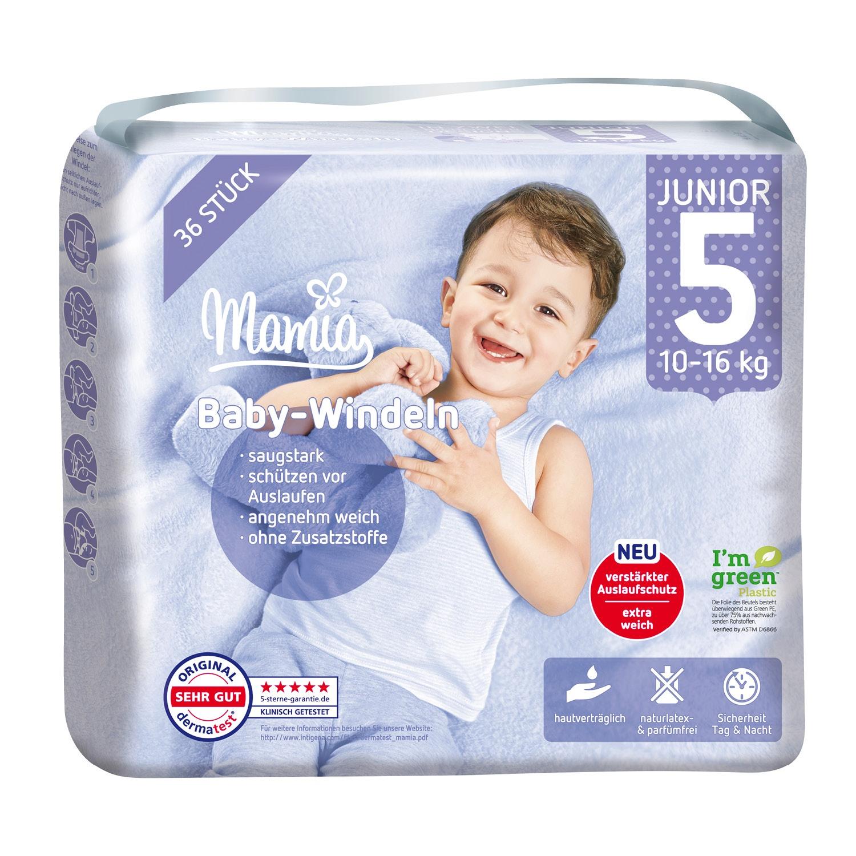 Mamia Windeln Größe 5