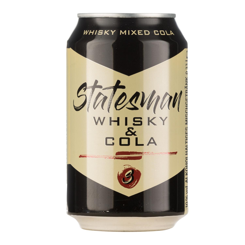 Statesman Whisky & Cola 0,33 l