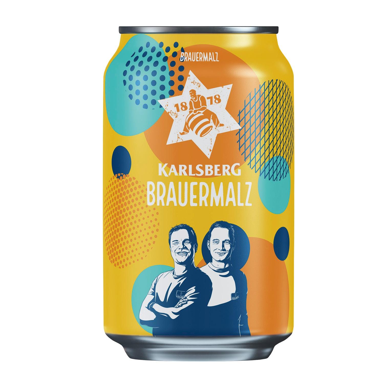 Karlsberg Brauermalz 0,33 l