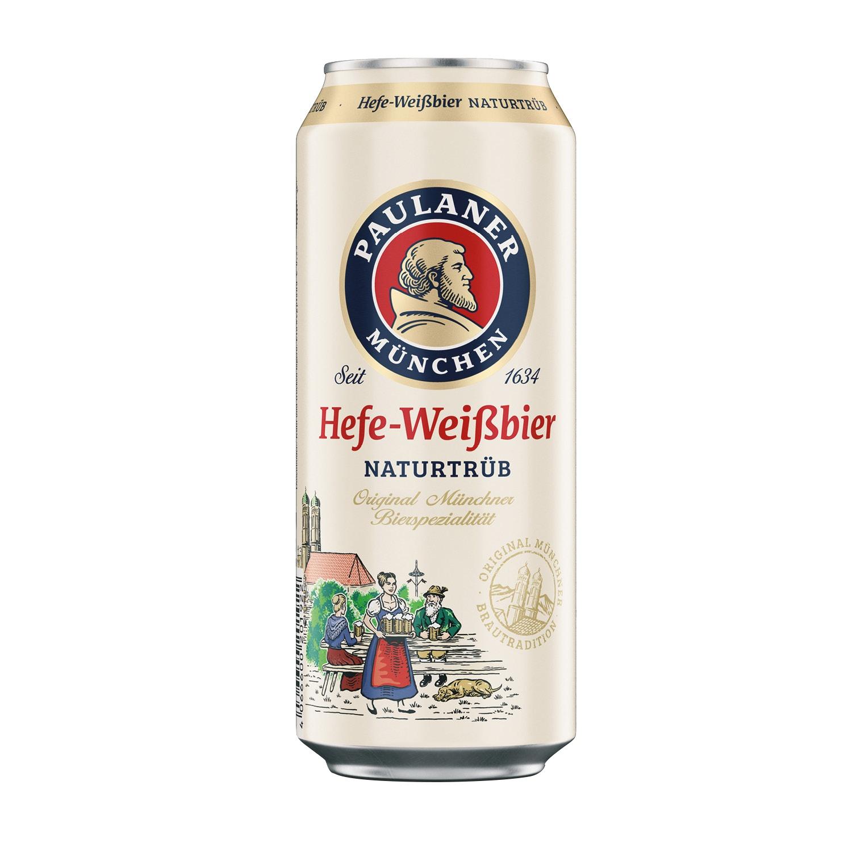 PAULANER Hefe-Weißbier 0,5 l